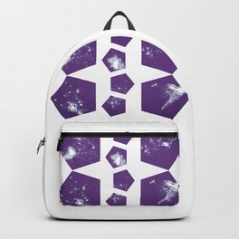 Pentagons of May 16 Backpack