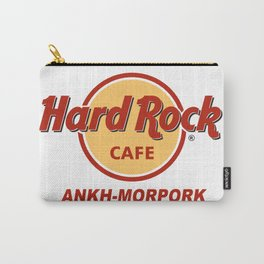 Hard Rock Cafe Ankh Carry-All Pouch