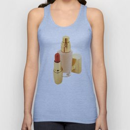 cosmetic collection Unisex Tank Top