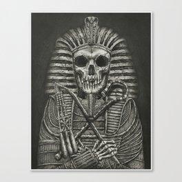 Sarcophagus Canvas Print