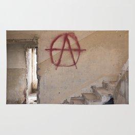 Abandoned house 1 Rug