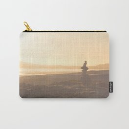 Peach landscape Carry-All Pouch