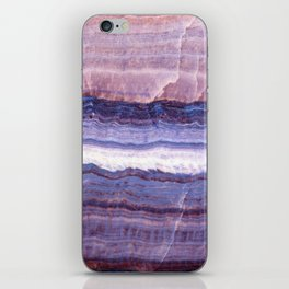 Azul marble iPhone Skin