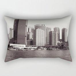 Circular Quay Sydney Rectangular Pillow