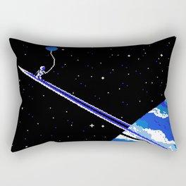 Forever Saturnine Rectangular Pillow