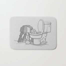 Bad, bad Walker Bath Mat
