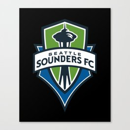 Seattle Sounders Canvas Print