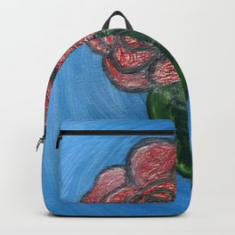 Two Roses Backpack