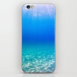 One Deep Breath iPhone Skin