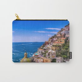 Love Of Positano Italy Carry-All Pouch
