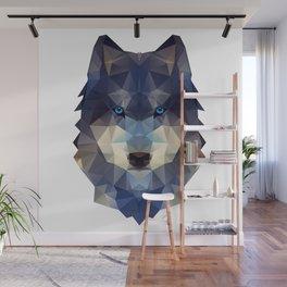 Wolfdog Wall Mural