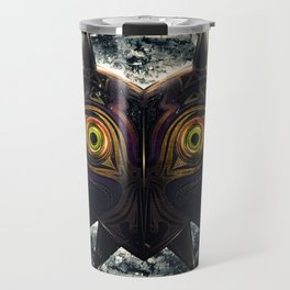 Epic Pure Evil of Majora's Mask Travel Mug