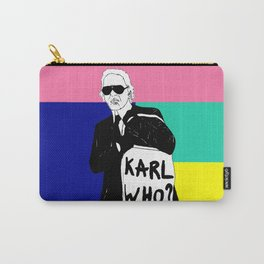 KARL WHO Carry-All Pouch