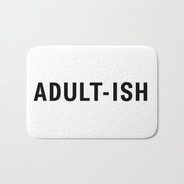 Adult-ish Bath Mat
