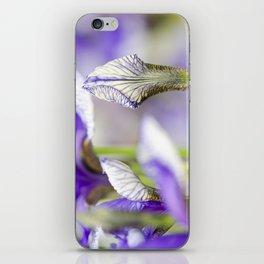 Flight of Butterflies Iris iPhone Skin