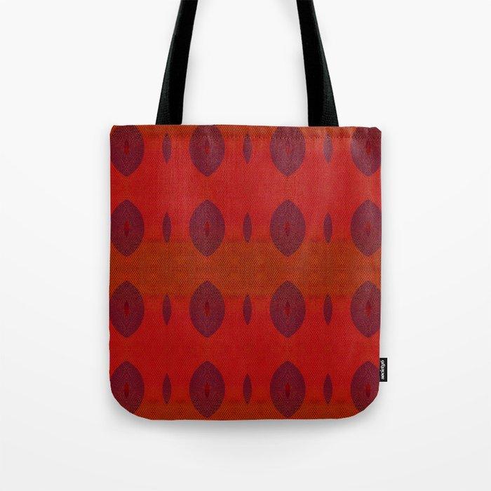 Autumn Print Tote Bag