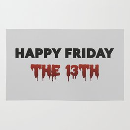 The Bloody Friday Rug