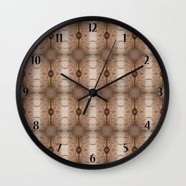 The Hall of Beans. Coffee Beans, that is. Wall Clock