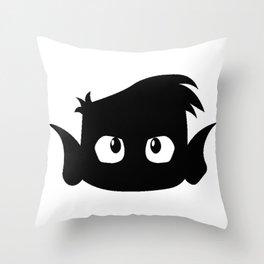 Teen Titans Go - Shadow Boy Beast Throw Pillow