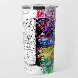 Conjoined Dichotomy Travel Mug
