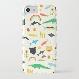All Together iPhone Case