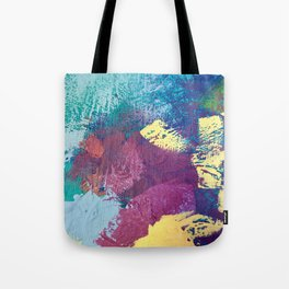 Accidents In Yello Tote Bag
