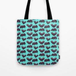 Kawaii Mothman pattern Tote Bag