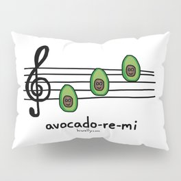 avocado-re-mi Pillow Sham