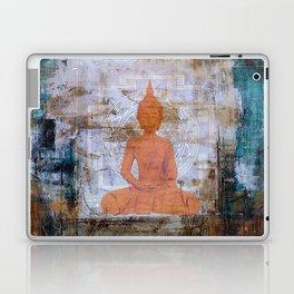 Buddha Mandala Laptop & iPad Skin