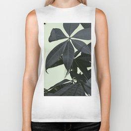 Pachira Aquatica #3 #foliage #decor #art #society6 Biker Tank