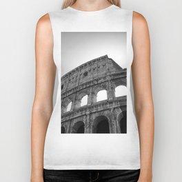 Coliseum Roma. Italy 72 Biker Tank
