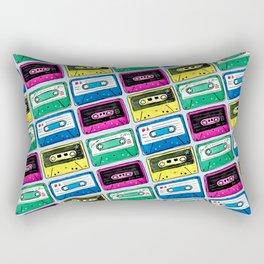 Cassettes Rectangular Pillow