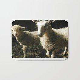 Lambs Bath Mat