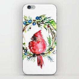 Joy to The Bird iPhone Skin