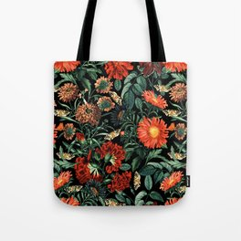 NIGHT FOREST XVIII Tote Bag