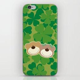 WE♥BEARS iPhone Skin