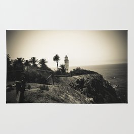Point Vicente Lighthouse Rug