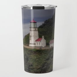 Heceta Head Lighthouse - Oregon Travel Mug