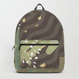Vintage Splash No.2 Backpack