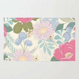 Lulu Floral Rug