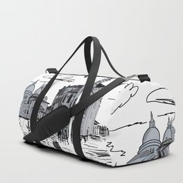 Venice . city on the water . Gift Ideas for Him . Duffle Bag