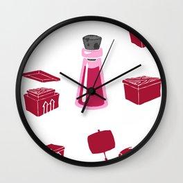 Yzma's potion Wall Clock