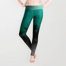 Zero Visibility Emerald Leggings