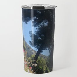 Summer Haze in Eze Travel Mug