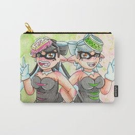 Squid Sisters - Callie & Marie Carry-All Pouch
