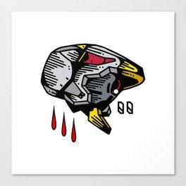 Unit-00 Canvas Print