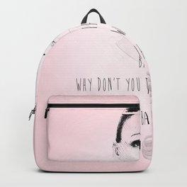 Never Ending Story Backpack