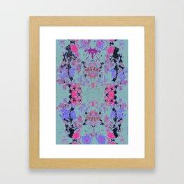 Kusama Framed Art Print