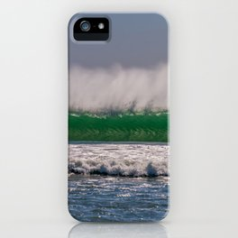 Offshore Wall iPhone Case