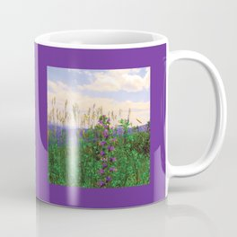 Delphinium Staphisagria Coffee Mug